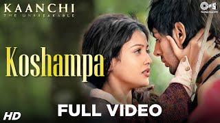 Koshampa Song Video - Kaanchi | Kartik Aaryan, Mishti | Bollywood Songs - TIPSMUSIC