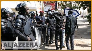 🇸🇳 Protests in Senegal against proposed electoral law changes | Al Jazeera English - ALJAZEERAENGLISH