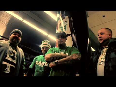 "Statik Selektah & JFK Feat. Slaine & Jayshaun ""Let's Go Celtics"" Video"