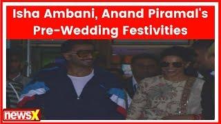 Deepika Padukone and  Ranveer Singh to join Isha Ambani for the celebrations - NEWSXLIVE