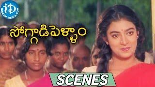 Soggadi Pellam Movie Scenes || Ramya Krishnan, Mohan Babu Comedy Scene - IDREAMMOVIES