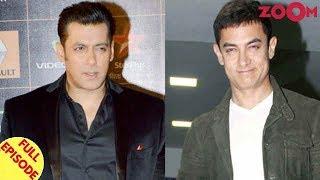 Salman ANNOUNCES the new title of film over social media | Aamir TWEAKS 'TOH' trailer & more - ZOOMDEKHO