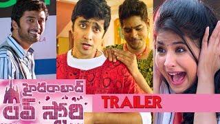 Hyderabad Love Story Trailer || Rahul Ravindran || Latest Telugu movies 2018 - IGTELUGU