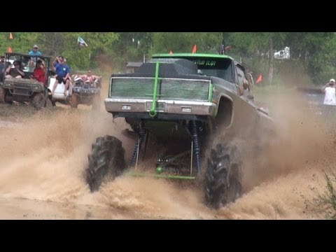 MUDFEST GONE WILD 2012 - ULTIMATE ACTION!!