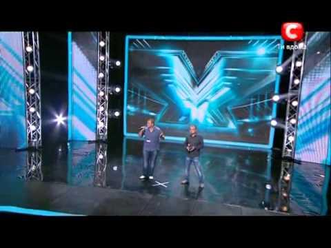 X factor ukraine 2 revolution / x фактор революция украина 2 сезон 17092011