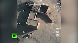 Iran claims it hacked and controlled US drones, shows footage from missions as proof - RUSSIATODAY