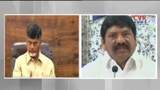 YCP Leader Jogi Ramesh Slams AP CM Chandrababu Naidu | CVR News - CVRNEWSOFFICIAL