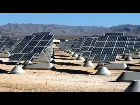 USA BREAKS its RECORD for Solar Power ! - Largest USA Photovoltaic Power Plant - Clean Energy WIN!