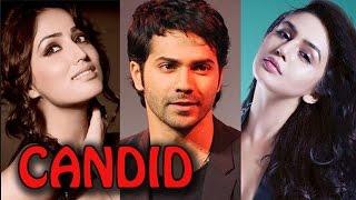 Varun Dhawan, Yami Gautam, Huma Qureshi and Nawazuddin Siddhiqui get CANDID! - EXCLUSIVE