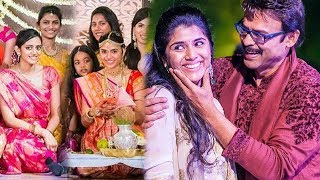 Venkatesh's Daughter Got Engaged Today | venkatesh Family | Venkatesh's Daughter Engagement Photos - RAJSHRITELUGU