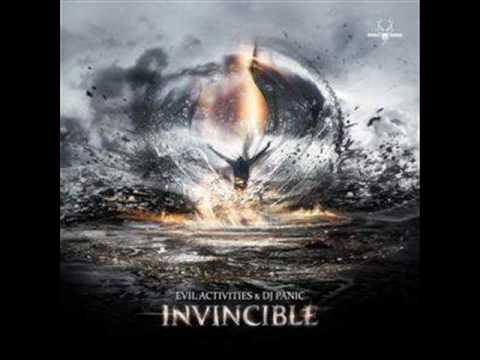 Evil Activities vs DJ Panic and MC Alee - Invincible