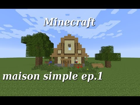 Related video - Maison simple a construire ...