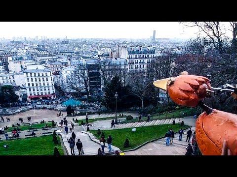 Dabchick SMASHED in PARIS