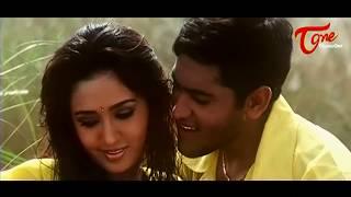 Gajala's Wet Saree Rain Song    Best Romantic Scenes of Tollywood #32 - TELUGUONE