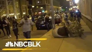 Dozens Arrested During Third Night Of Violence In St. Louis | NBC BLK | NBC News - NBCNEWS