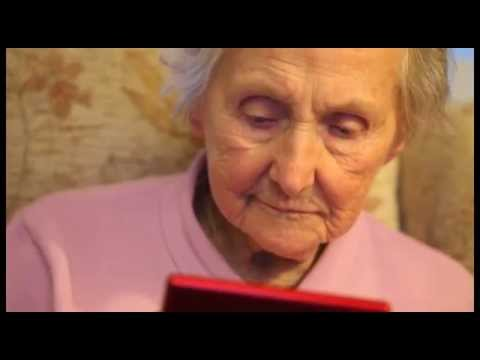 100 year old lady plays more videogames than you.