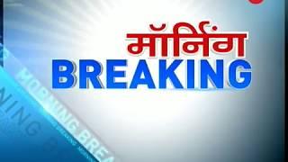 Morning Breaking: Delhi choked by massive traffic jams - ZEENEWS