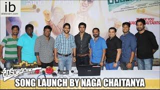 Sankarabharanam song launch by Naga Chaitanya - idlebrain.com - IDLEBRAINLIVE