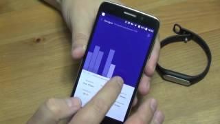 Xiaomi Mi Band 1S. Полный обзор