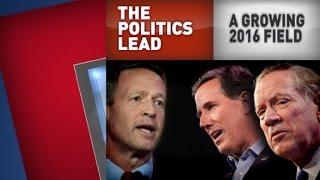 Presidential field to grow this week - CNN