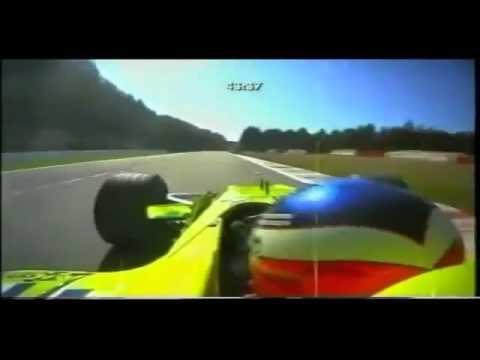 Mazzacane en la F1
