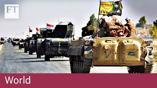 Iraqi forces seize control of Kirkuk - FINANCIALTIMESVIDEOS