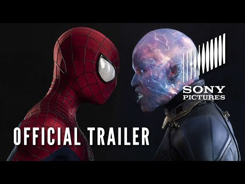 The Amazing Spider Man 2 OFFICIAL Trailer 2014