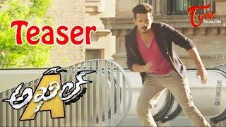 Akhil Movie Teaser | V.V.Vinayak – Nithin