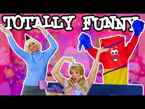 Totally Funny Sketch Comedy Show for Kids Episode 2. Totally TV
