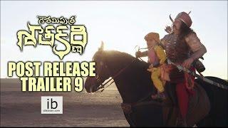 Gautamiputra Satakarni post release trailer 9 - idlebrain.com - IDLEBRAINLIVE