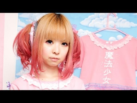 Kawaii Fairy Kei Fashion from Harajuku Indie Brands Strawberry Planet & Mello