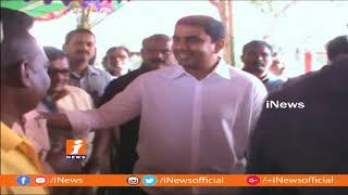 Minister Nara Lokesh Inaugurates Development Works In Chirala | iNews - INEWS