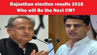 Rajasthan election results 2018: Supporters of Sachin Pilot, Ashok Gehlot root for their next CM - NEWSXLIVE