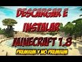 DESCARGAR MINECRAFT 1.8 NO PREMIUM PIRATA - NUEVA ACTUALIZACIÓN 1.8