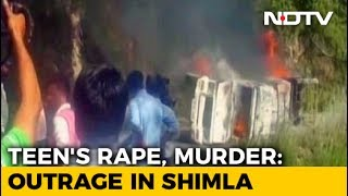 Shimla Erupts In Fury After Suspect In Schoolgirl's Gang-Rape Is Killed - NDTVINDIA