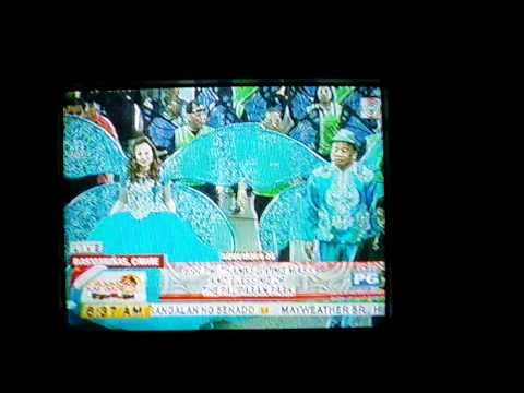 coverage of umagang kay ganda, paru-paro festival