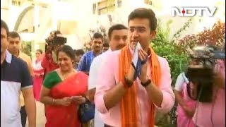 बेंगलुरू से तेजस्वी सूर्या हैं बीजेपी के उम्मीदवार - NDTVINDIA