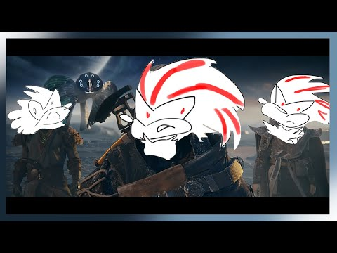 Beyond Light Trailer But It's To Shadow the Hedgehog Music #MOTW