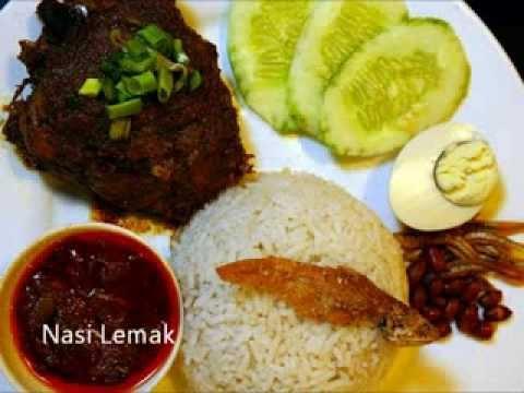 Makanan Malaysia Yang Paling Sedap Di Dunia 2012 | The Most Delicious Food 2012