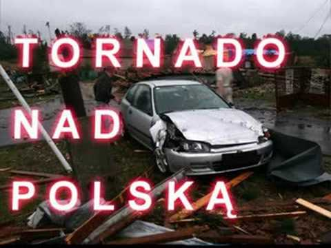 Zabjcze tornado nad Polsk