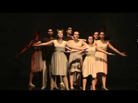 Victor Hugo Lopes Coreografia para o festival gospel de goias 2009