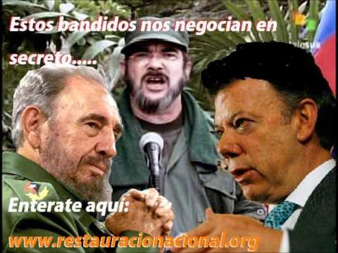 Colombia es víctima de un golpe de Estado desde la Habana Cuba