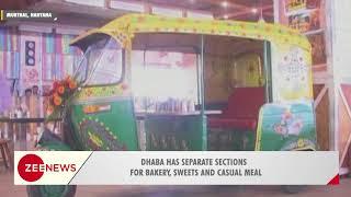 """Veteran actor Dharmendra launches """"Garam Dharam Dhaba"""" in Murthal, Haryana - ZEENEWS"""