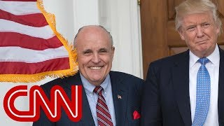 Rudy Giuliani says he's not lying for Trump - CNN