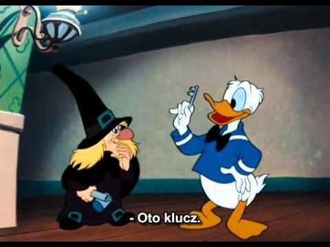 Kaczor Donald - Trick or Treat (1952) - polskie napisy