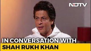 Shah Rukh Khan On What Keeps Him Going - NDTV