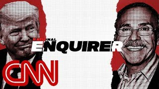 National Enquirer publisher AMI strikes deal in Cohen probe - CNN