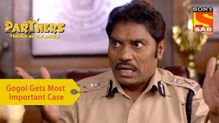 Your Favorite Character | Gogol Gets Most Important Case | Partners Trouble Ho Gayi Double - SABTV