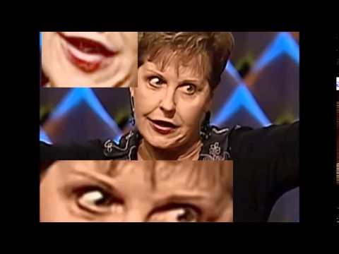 DEMONIC SHAPESHIFTING REPTILIAN: JOYCE MEYER