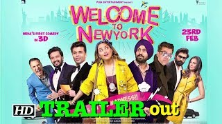 'Welcome To New York' TRAILER | A film that will make you go ROFL - IANSINDIA